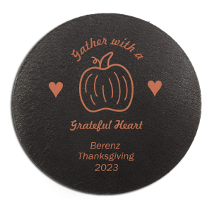 Grateful Heart Coaster