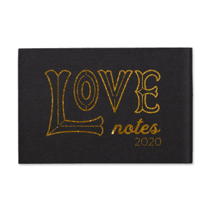 Love Notes Memo Pad