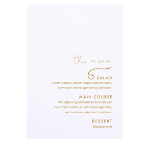 Twig Flourish Menu