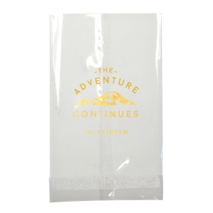 The Adventure Continues Bag