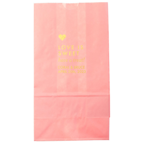 Love Is Sweet Bag