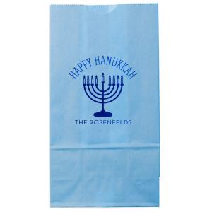 Happy Hanukkah Bag