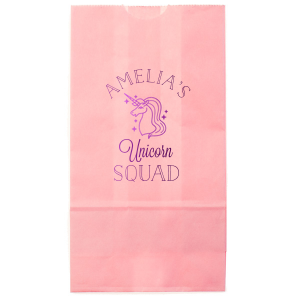 photo of Personalized Unicorn Goodie Bags