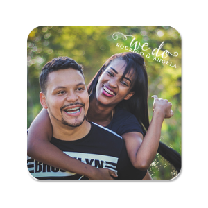 We Do Photo/Full Color Coaster