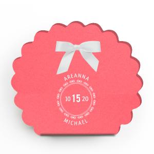 Diamond Wreath Box