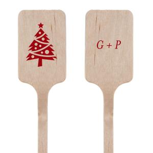 Christmas Tree Stir Stick