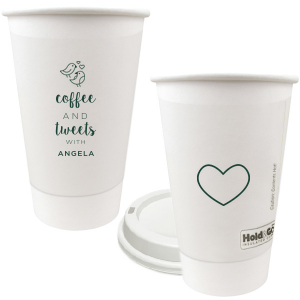 Love Birds Coffee Cup