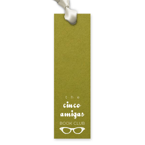 Cat Eye Glasses Bookmark