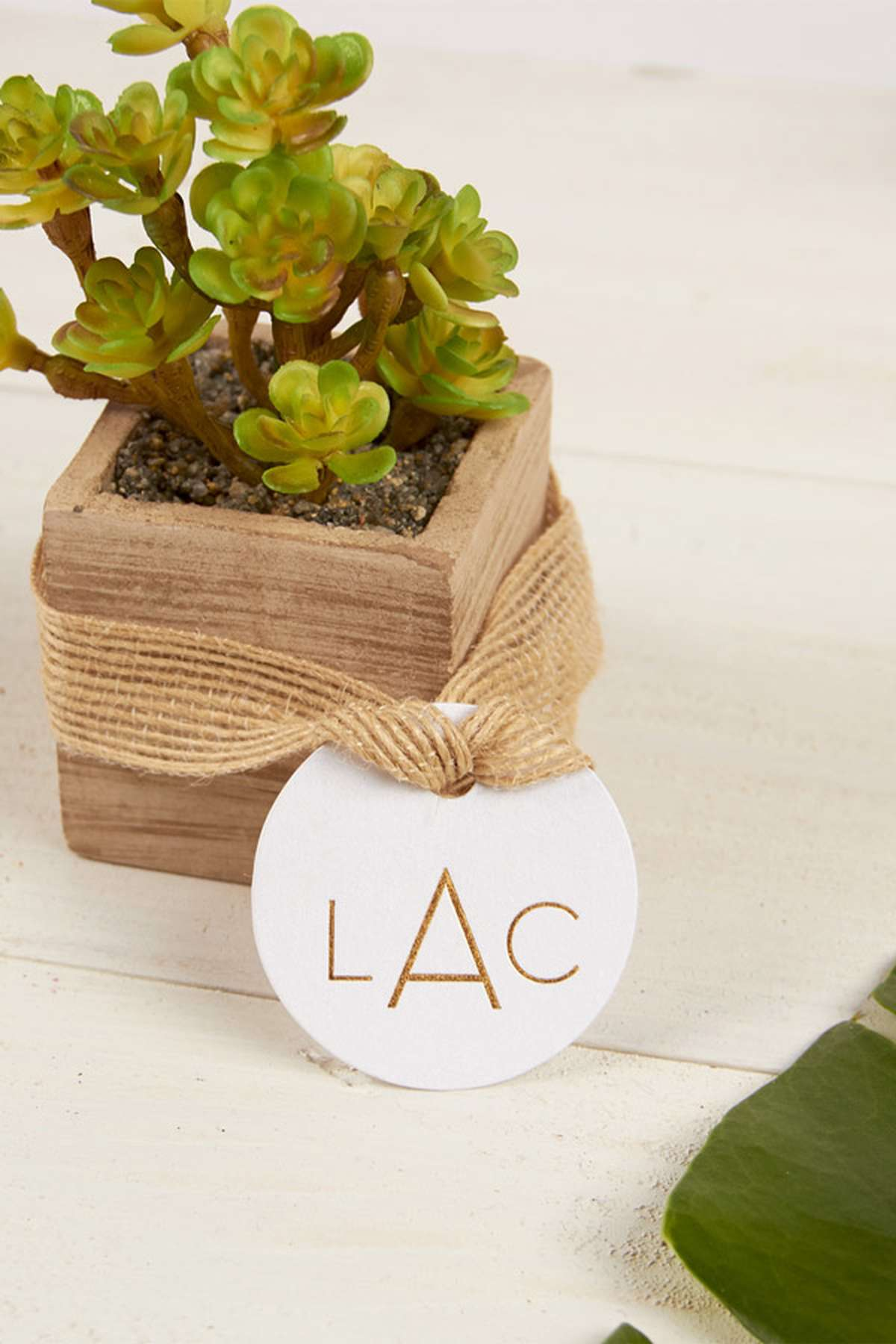 personalized gift tags for personalized party favors