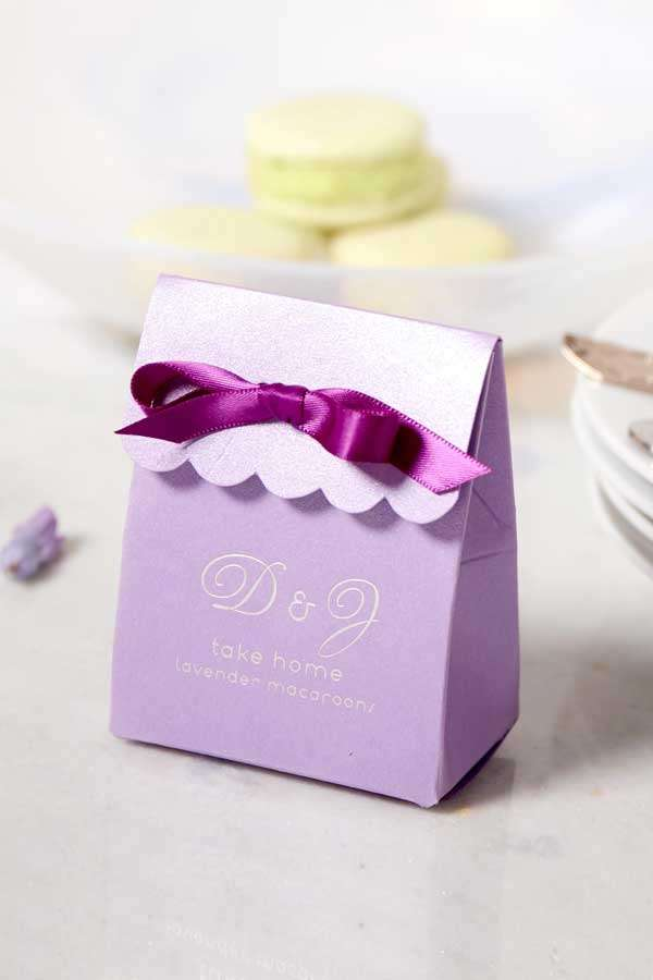 truffle favor box