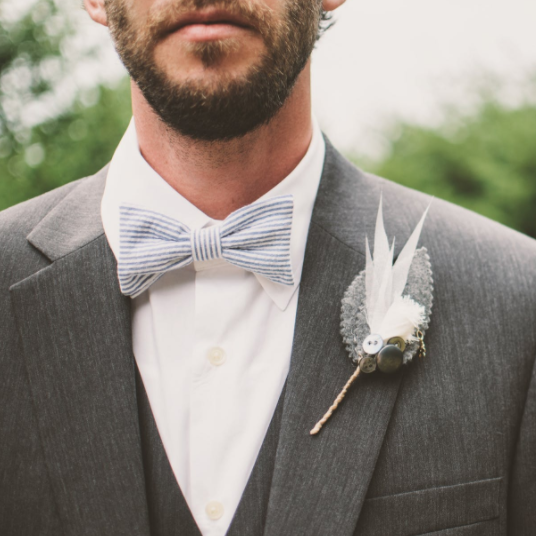 how should a groom get ready for the wedding