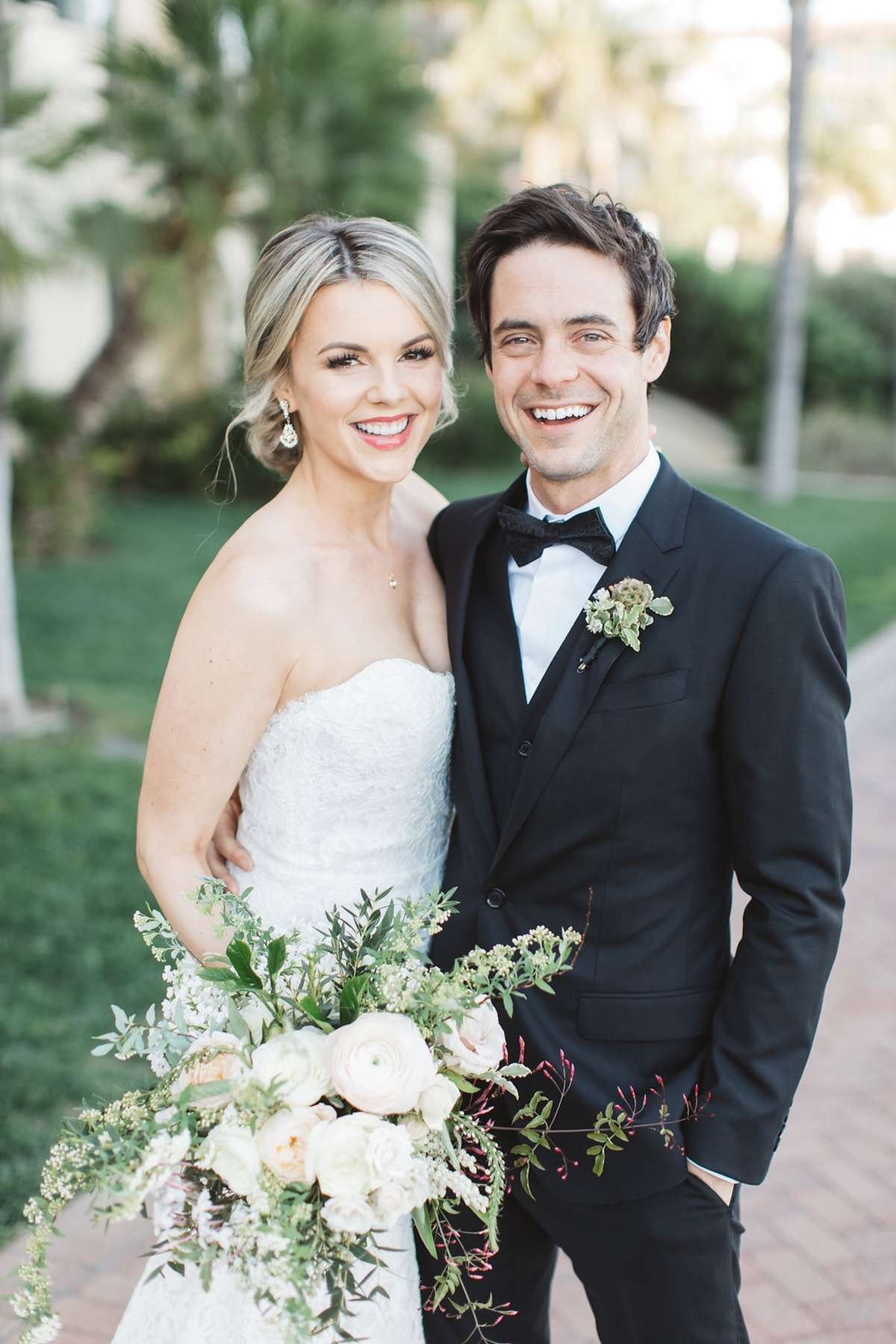 Bachelorette Ali Fedotowsky and Kevin Manno Wedding