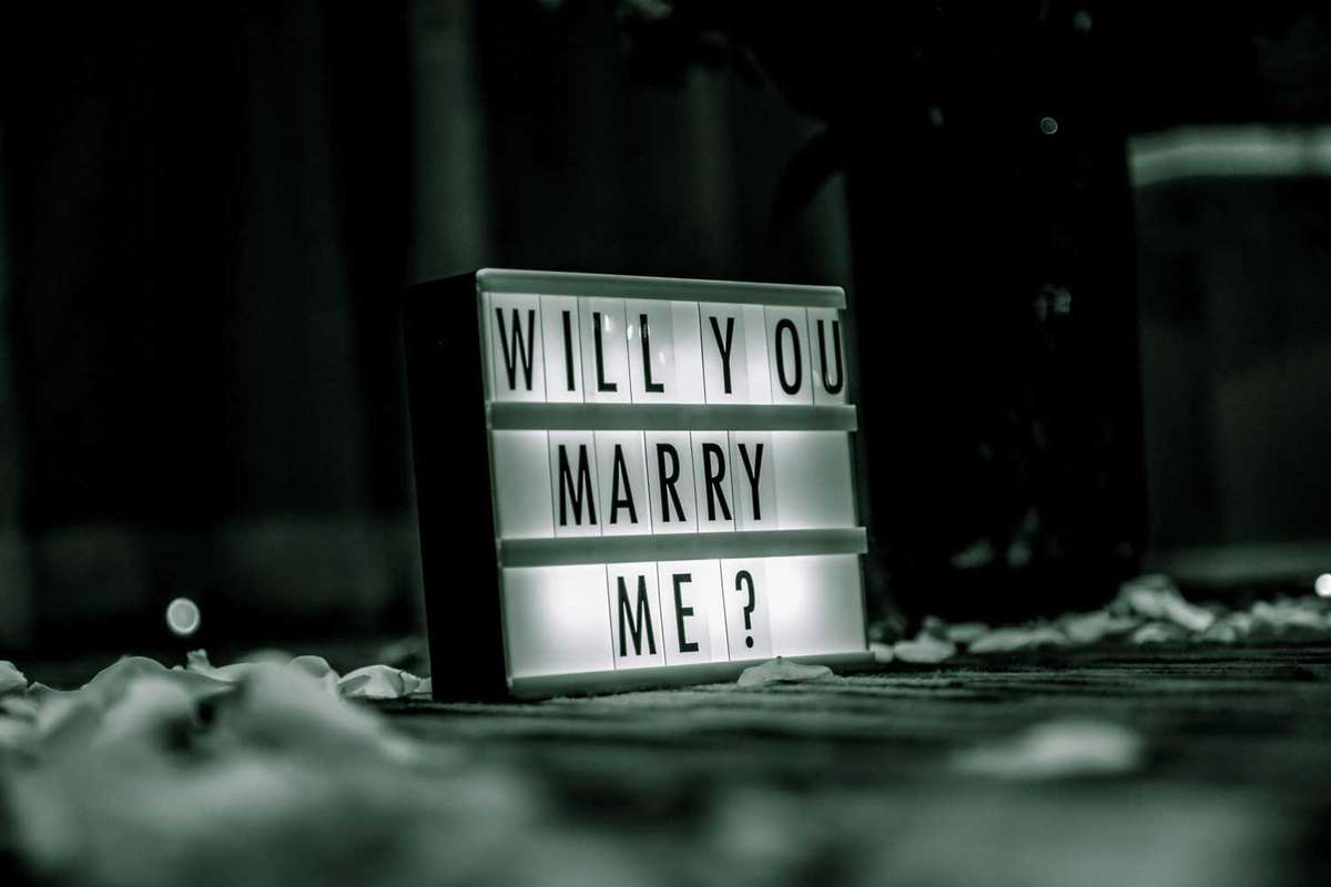 will you marry me lightbox