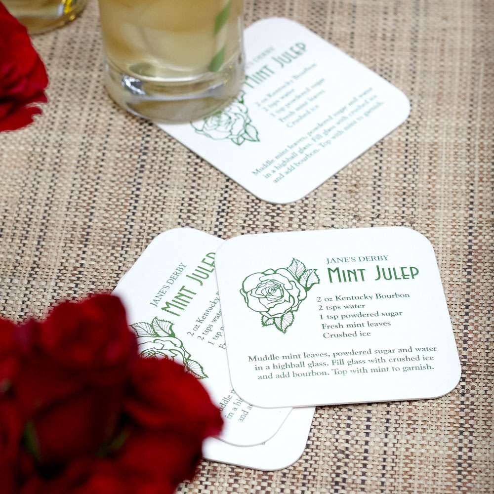 Top 5 Custom Coaster Styles | For Your Party