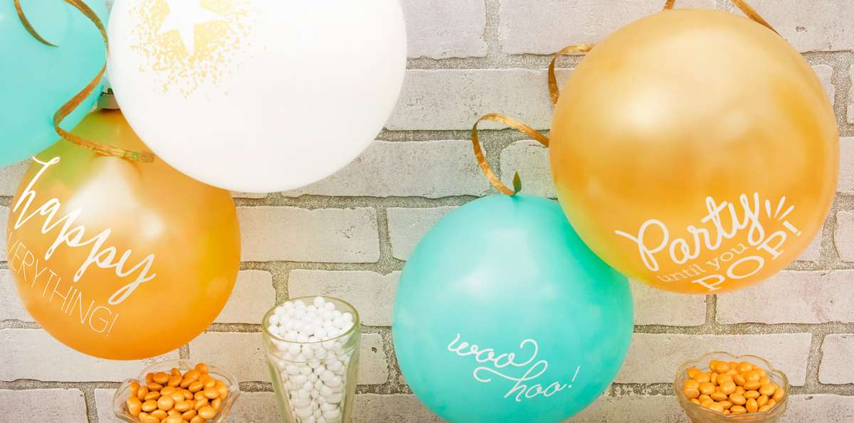 Shop Printed Balloons for your Graduation Party