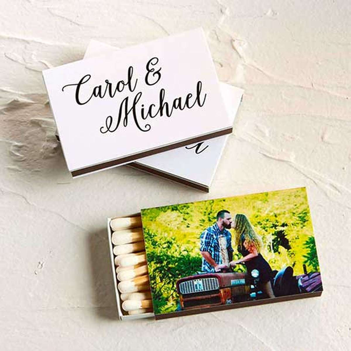 Matches | Custom Matchbooks & Wedding Matches | For Your Party
