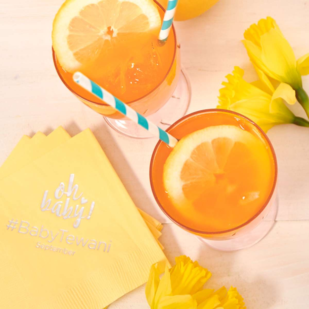 Pineapple And Carrot Gin Punch recipe